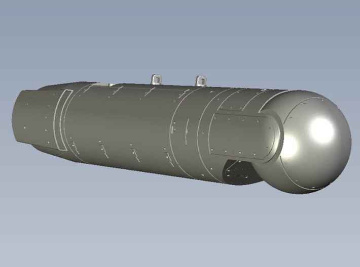 1/32 scale AN/AAQ-28 LITENING targeting pod x 3 3d printed