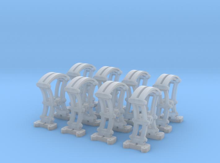 Body7-OscaleFUD 8ea 3d printed