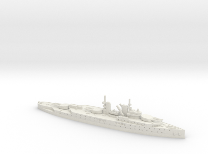 Normandie 1/700 3d printed