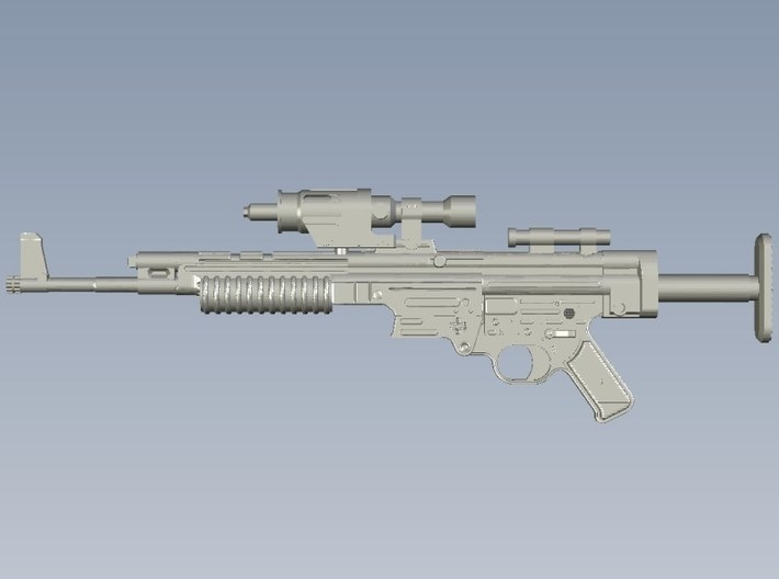 1/15 scale BlasTech A295 Star Wars V blasters x 5 3d printed
