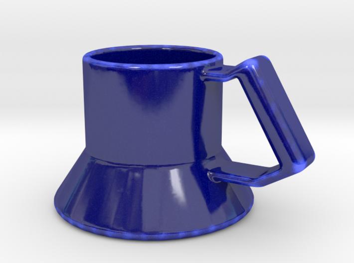 Anti-Tip Mug 3d printed