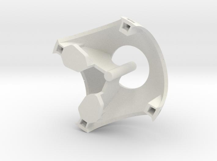 B-Bot-Lower Body 3d printed