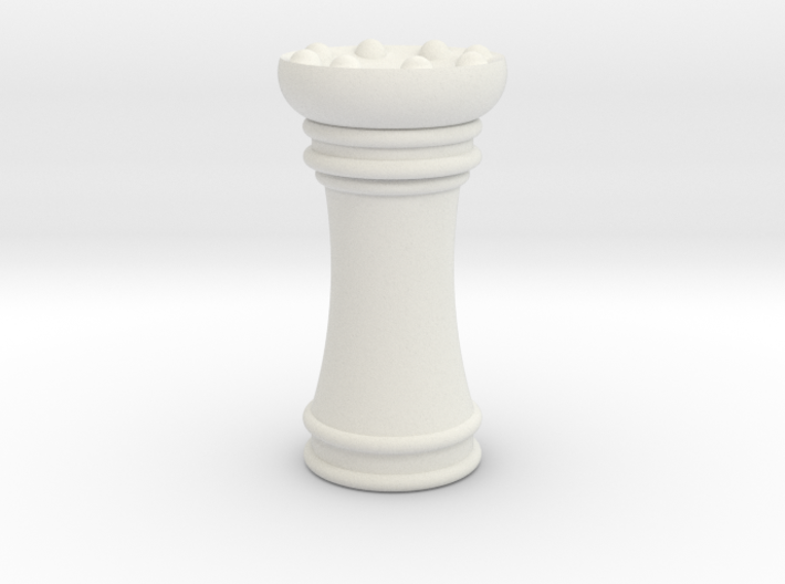 Courier chess Schleich 3d printed