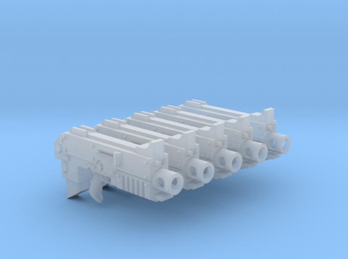 RFB Bullpup Thunderbolter #1 3d printed