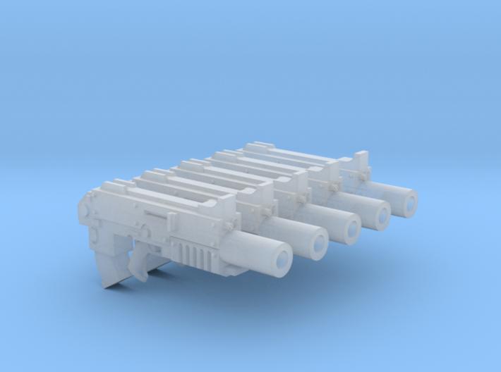 RFB Silenced Bullpup Thunderbolter #2 3d printed