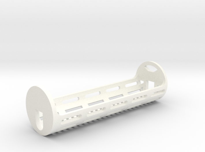 Generic 7/8'' Chassis - 18650 Battery Holder 3d printed
