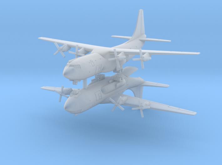 1/700 SC5 w/Gear x2 (FUD) 3d printed