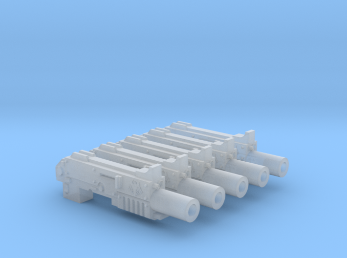 Space Ravens RFB Bullpup Thunderbolter #3 3d printed