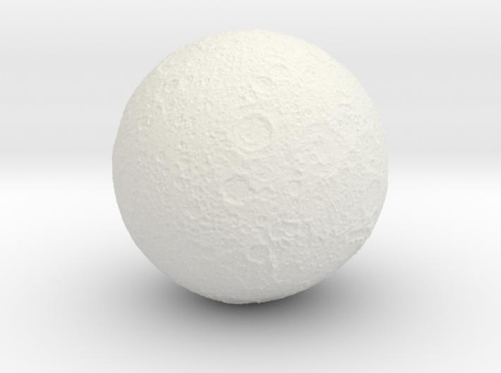 Moon Ball 3d printed
