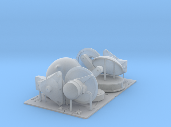 STIR Kit x 2 1/96  3d printed