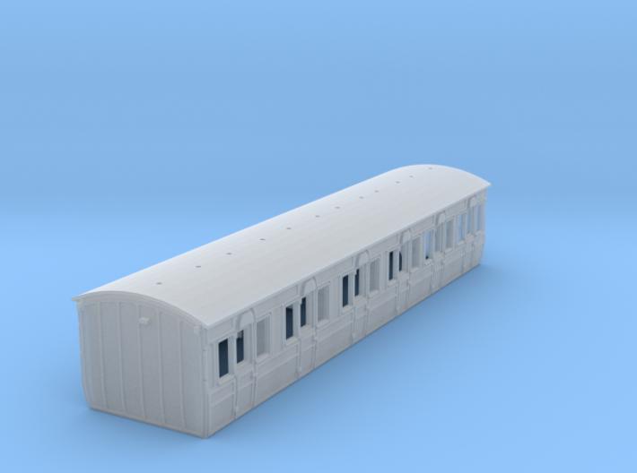 Metropolitan Railway (Composite body) 412, OO 3d printed