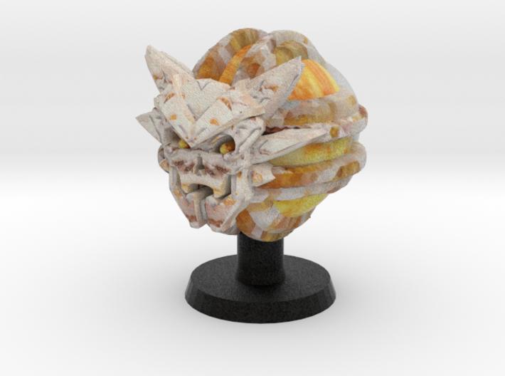 Cinni-Star Figurine 3d printed