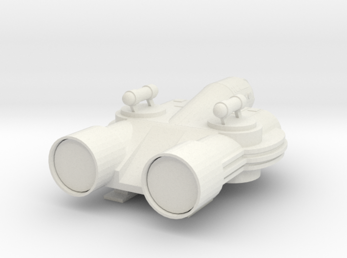 Caliko Class II Freighter 3d printed
