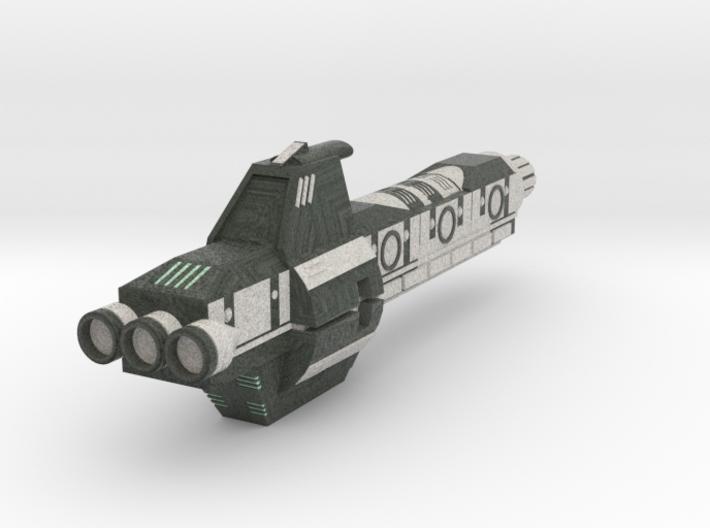 Kor-Lang 'Dominator' Class XII Destroyer 3d printed