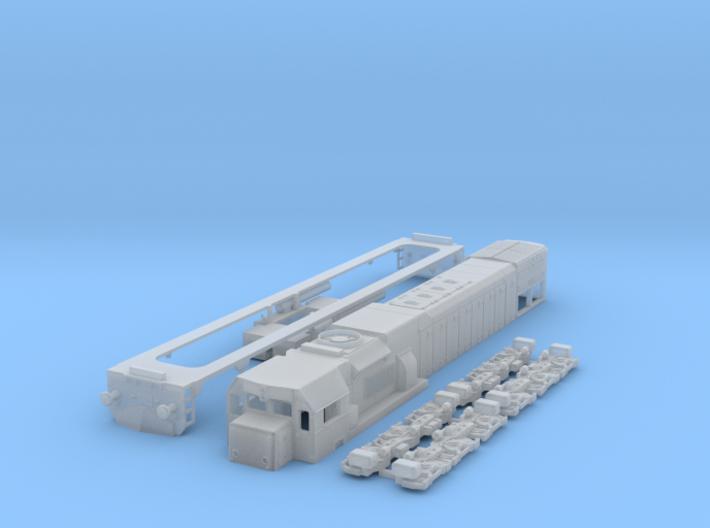 G26HCW-2 HO Scale 3d printed