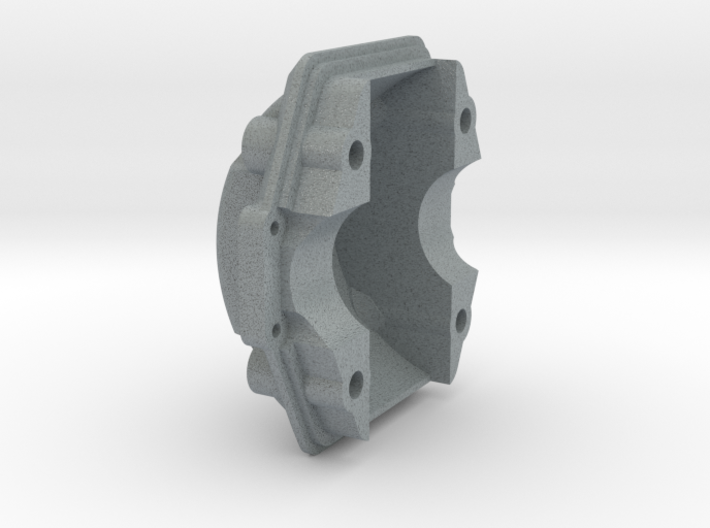 NC60 Biscuit Diff Cover 3d printed