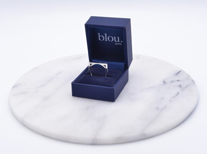 • b l o u •  Ring - Volume 2 - #1 3d printed