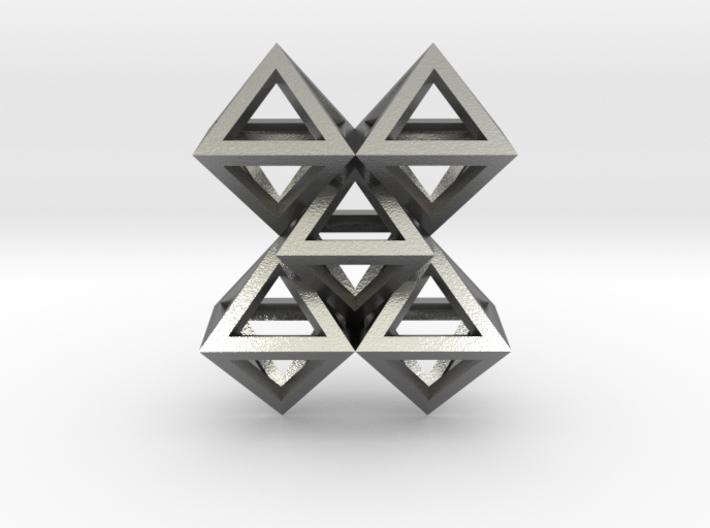 X Letter Pendant. All Alphabet on demand. 3d printed