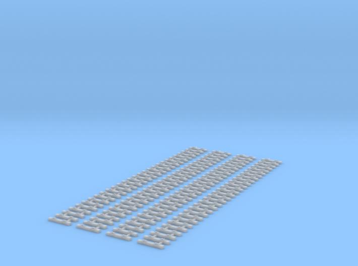 TTe flex track 65 cm 3d printed