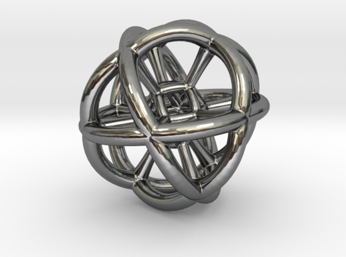 Monera Sphere 3d printed