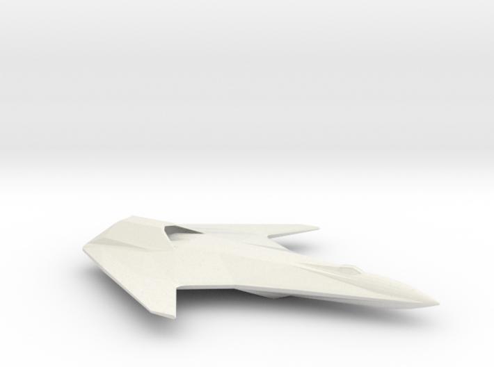Corsair-Class Fighter 3d printed