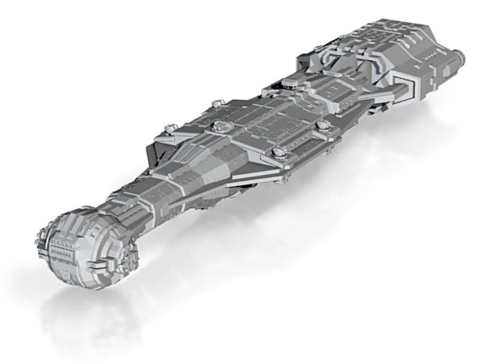 Corvan Frigate New Dawn class - Armada 3d printed