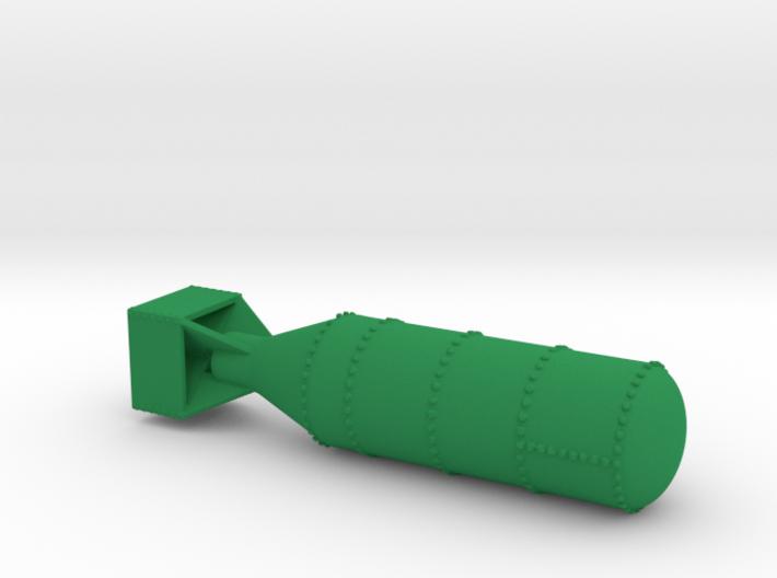 A-bomb Pendant 3d printed