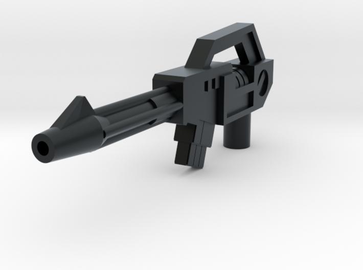 Blurr Rifle 3d printed