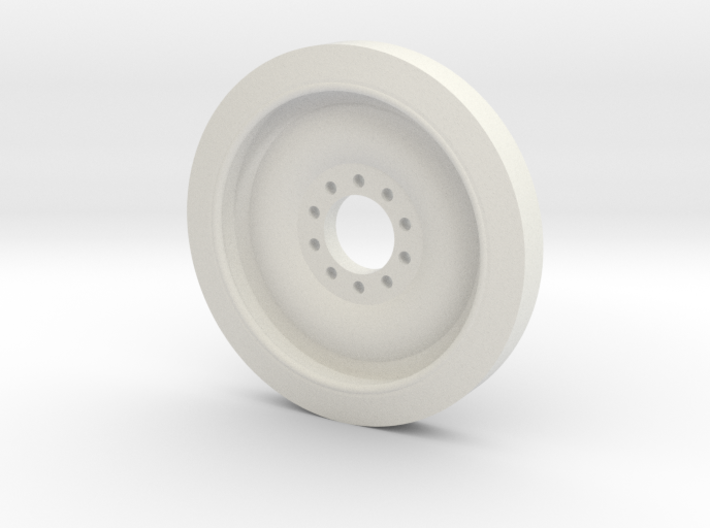 1/30 scale M113 Spare Wheel 3d printed