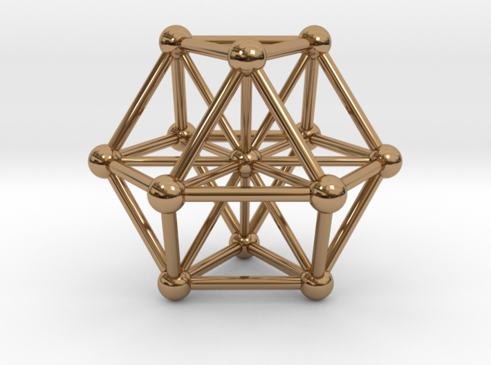 UNIVERSO VE with twelve rays 3d printed