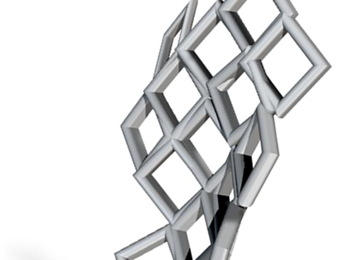 Ear-Ring Hanger 3d printed
