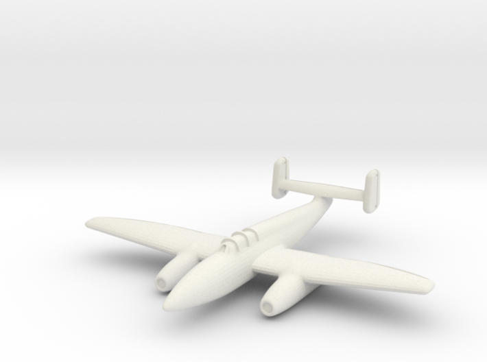 Heinkel He 280 V2 1/200 3d printed