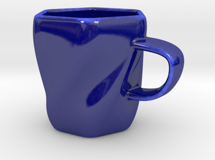 Espresso Coffee Cup 3d printed