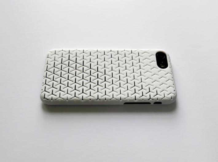 iPhone 7 Case_Geometric 3d printed