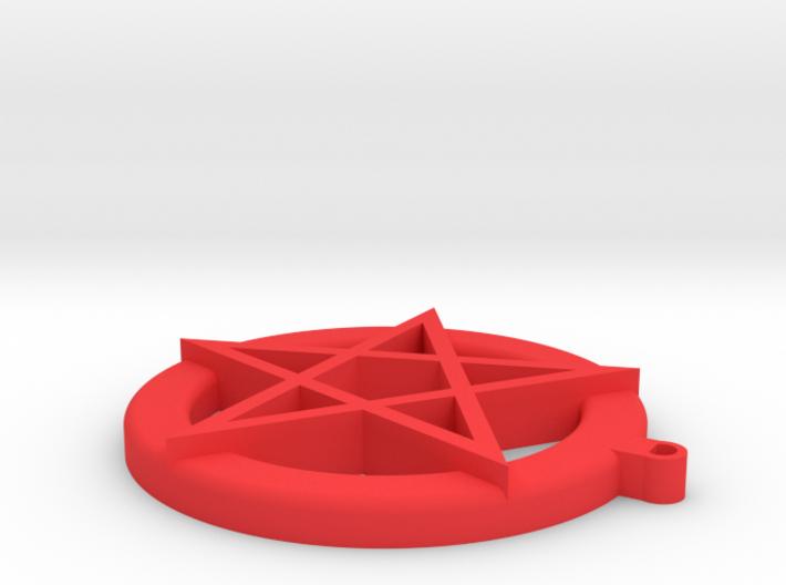 Satanxmas Small 3d printed