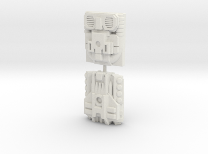 Powermaster Engine 2-Pack (Titans Return) 3d printed
