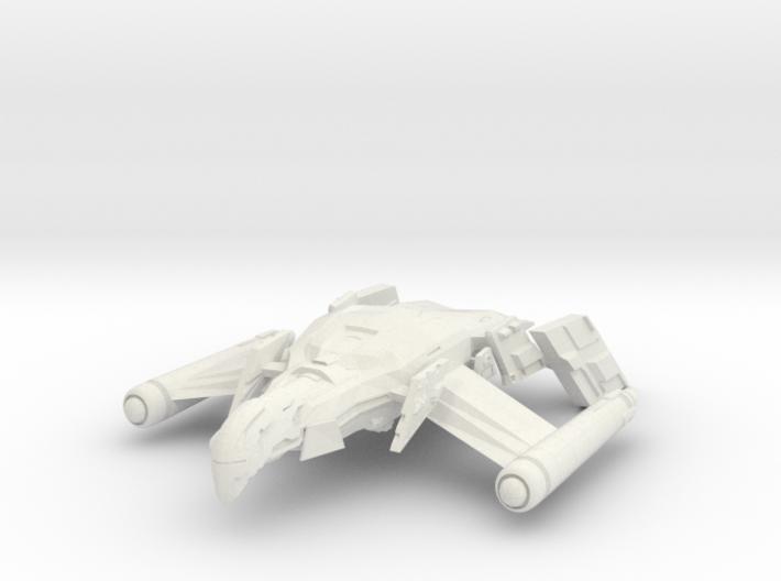 Romulan FireBird V HvyDestroyer 3d printed