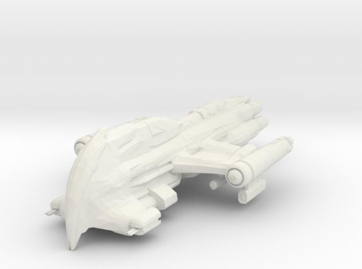 Romulan Troup Transport 3d printed