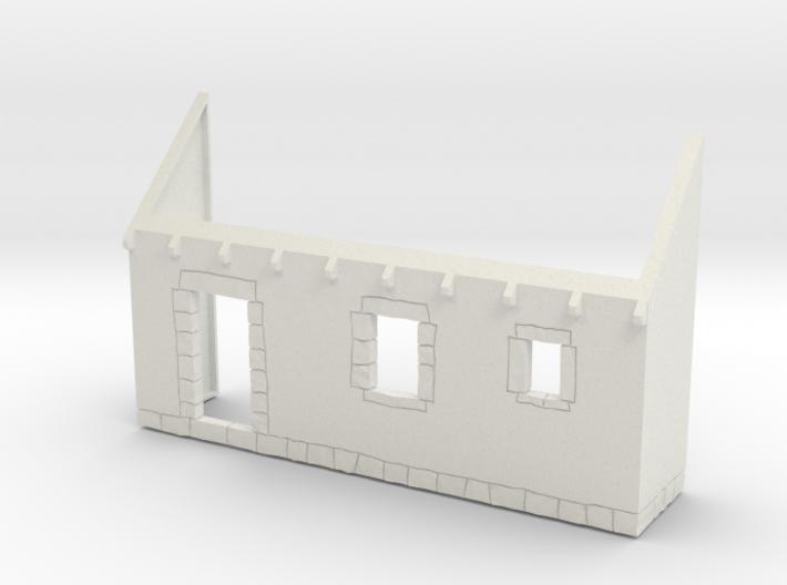 HOvVT23 - Troglodyte village 3d printed