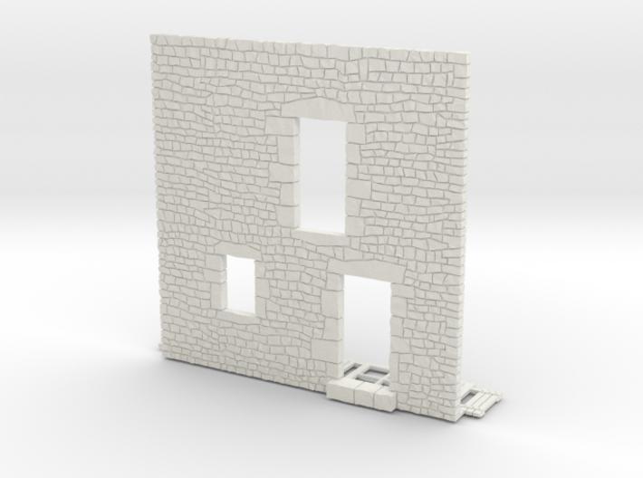HOvVT01 - Troglodyte village 3d printed