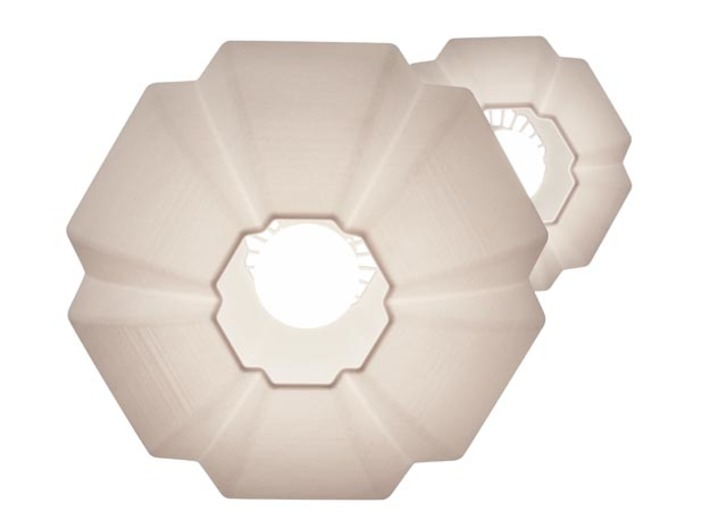 ION Lampshade 3d printed