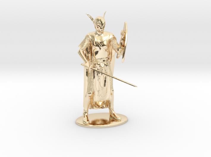 High Elf Miniature 3d printed