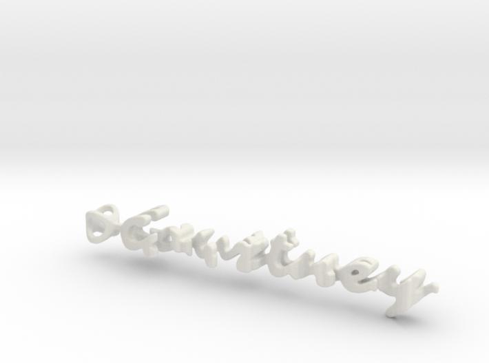 Twine Courtney/Grigoras 3d printed