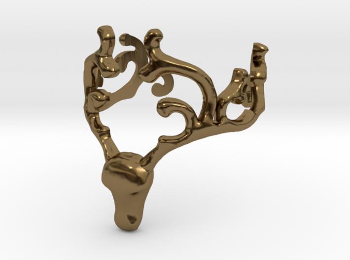 Baratheon Ring 3d printed