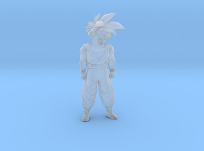 Son Goku dragon ball 3d printed