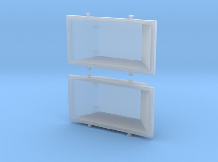 Contenedores 3d printed