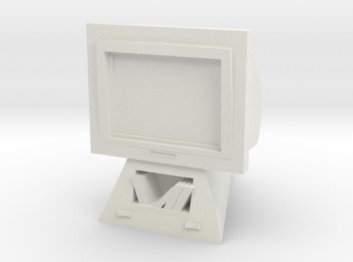 Data Card Viewer, Monitor (Star Trek Classic) 3d printed
