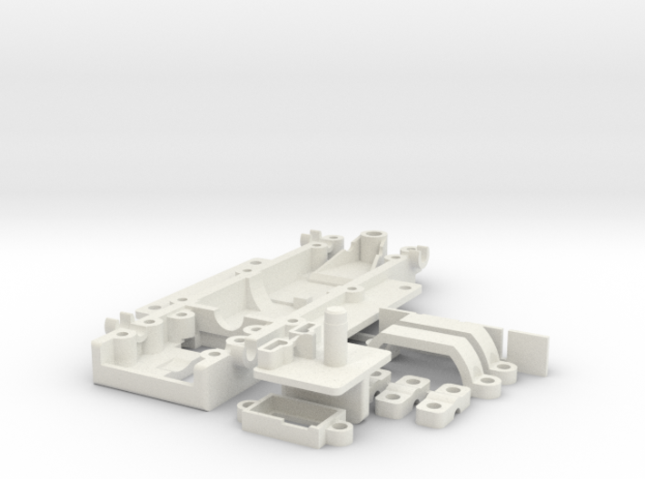 GRC KarmanGhia SolitudeTom 3d printed