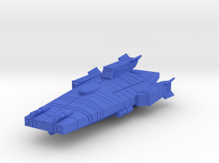 Haydron Strike Cruiser 3d printed