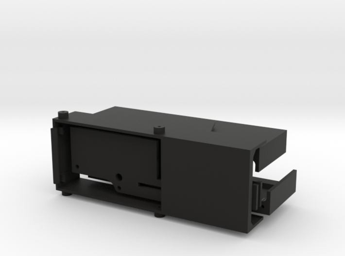 CMAX+D90 Raffee Mounts Nest 3d printed